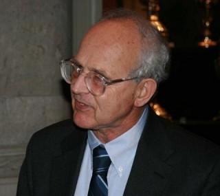 일반상대성이론 전문가인 라이너 와이스 교수는 킵 손 교수와 함께 라이고 프로젝트를 공동으로 주도한 인물이다. - 미국 매사츠세츠공대(MIT) 제공